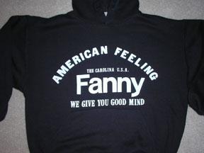Feeling fanny?