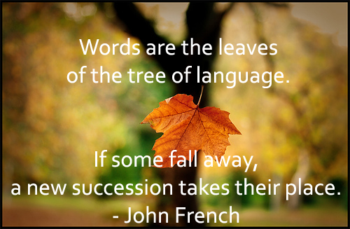 English Picture Quote Of The Day John French Make Your